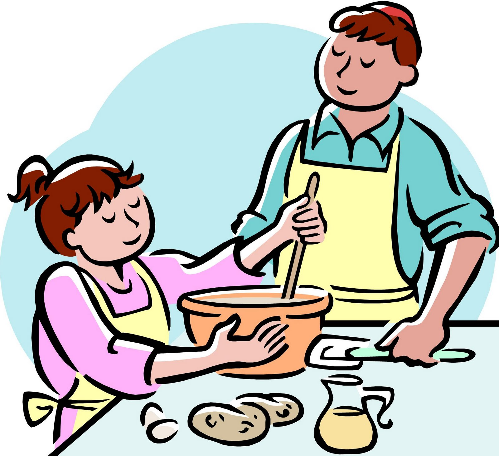 Cookery Classes resume 18th April @ 11am