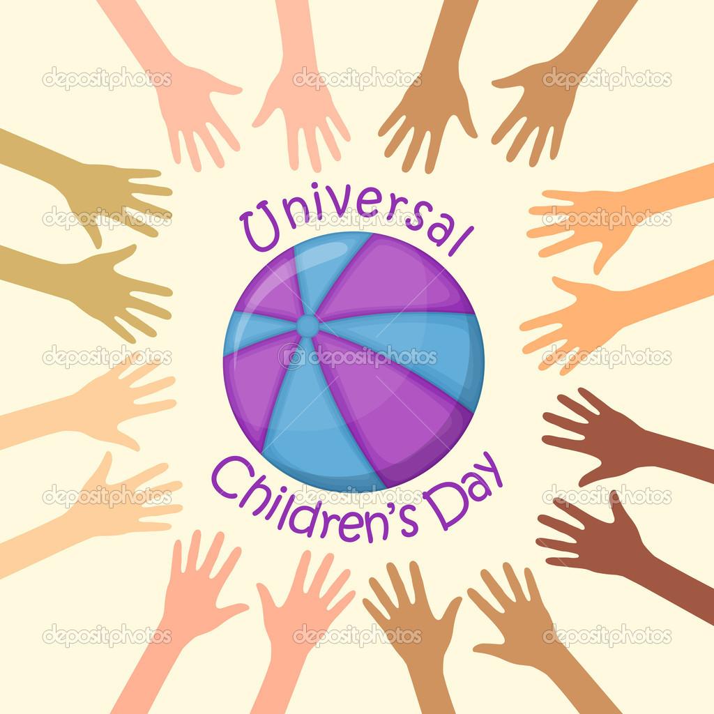 Happy Universal Children's Day 20/11/2015