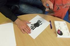 Jnr Infants-Making Spiders