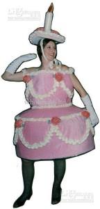 fancy dress cake sale