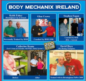 BMI fitness
