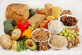 fibre rich foods