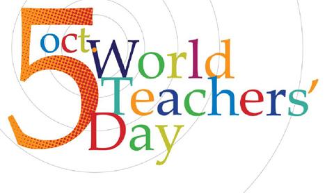 world teacher day