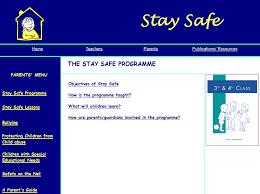 stay safe website
