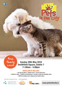 Pets in the City 2016 Poster