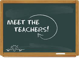meet teachers