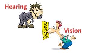 vision hearing tests