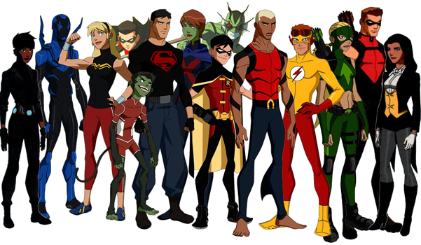 This image has an empty alt attribute; its file name is Young-Justice.jpg