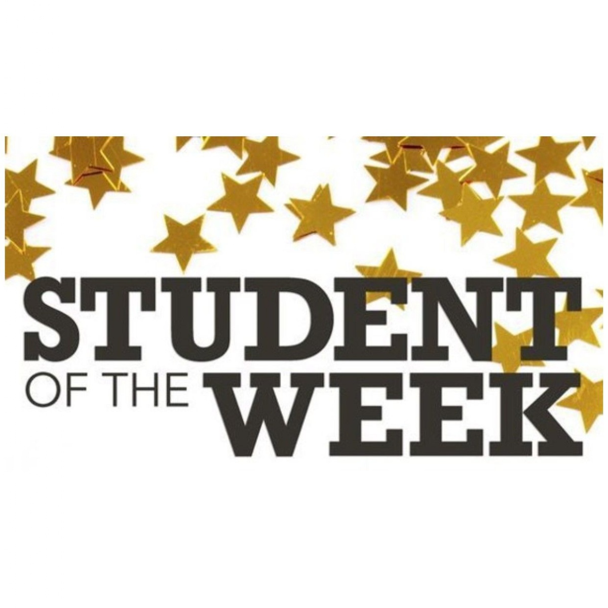 Student of the Week Awards – 23rd October 2020